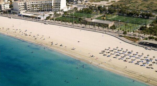 Holidays at Fontanellas Playa Aparthotel in Ca'n Pastilla, Majorca