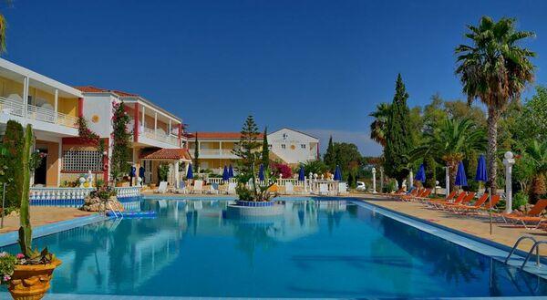 Holidays at Ikaros Hotel in Laganas, Zante