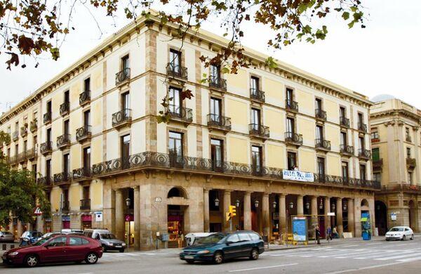 Holidays at Del Mar Hotel in Gothic Quarter, Barcelona