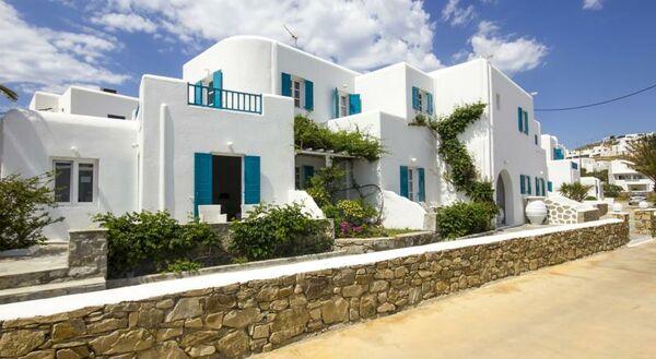 Holidays at Cyclades Studios in Ornos, Mykonos