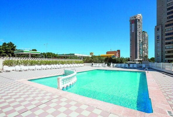 Holidays at Pierre Vacances Benidorm Levante Apartments in Benidorm, Costa Blanca