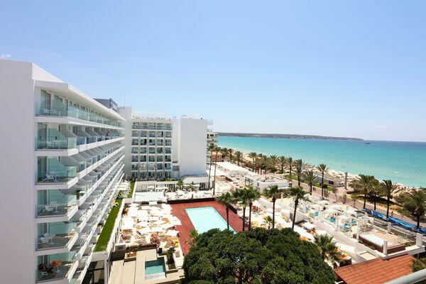 Holidays at Iberostar Bahia de Palma Hotel in Playa de Palma, Majorca