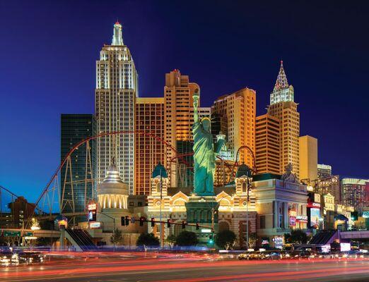 Holidays at New York New York in Las Vegas, Nevada