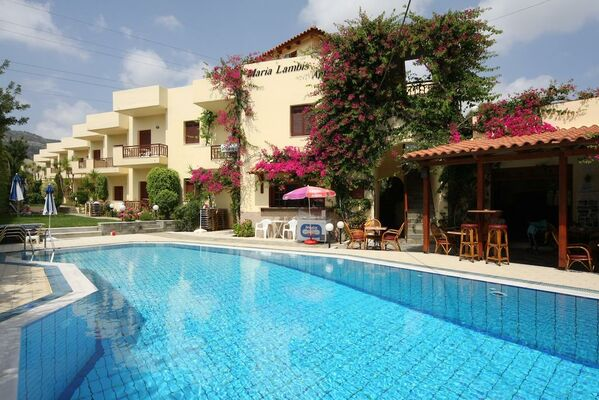 Holidays at Maria Lambis Apartments in Stalis, Crete