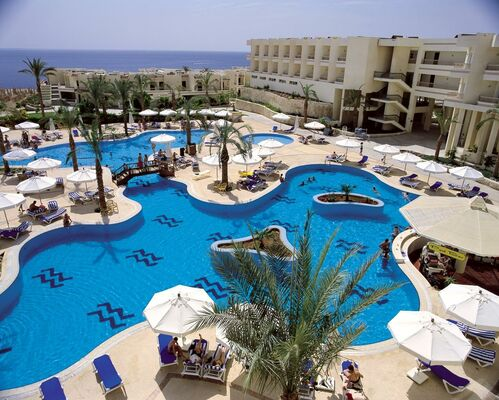 Holidays at Hilton Sharks Bay Resort Hotel in Sharks Bay, Sharm el Sheikh