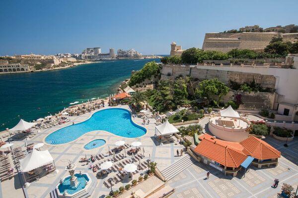 Holidays at Excelsior Grand Hotel Malta in Valletta, Malta