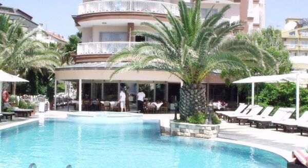 Holidays at Romance Beach Hotel in Marmaris, Dalaman Region