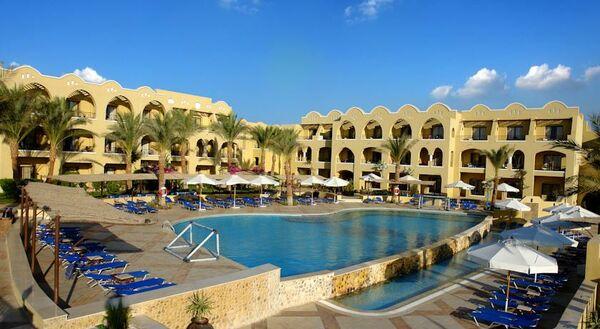 Holidays at Sol Y Mar Makadi Sun Hotel in Makadi Bay, Egypt
