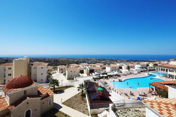 Holidays at Club St George Resort in Tremithousa, Paphos