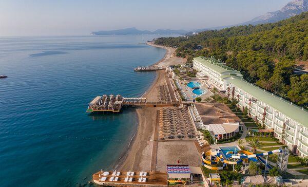 Holidays at Grand Park Kemer Hotel in Beldibi, Antalya Region
