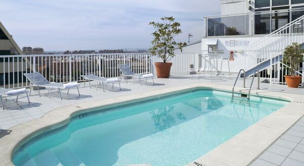 Holidays at Alameda Plaza Hotel in Valencia, Costa del Azahar