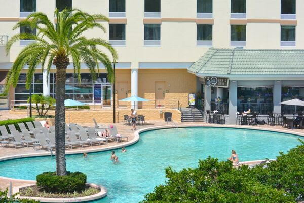 Holidays at Rosen Plaza Resort Hotel in Orlando International Drive, Florida