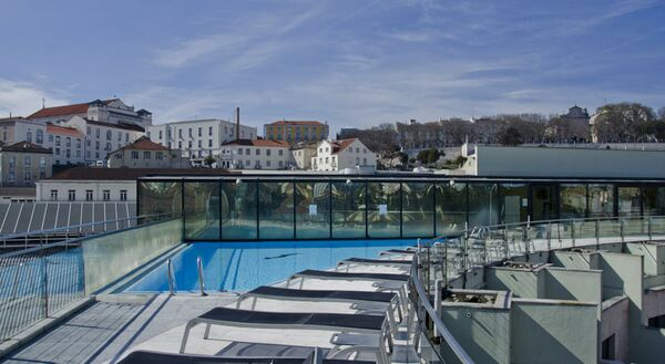 Holidays at VIP Executive Suites Eden Aparthotel in Lisbon, Portugal