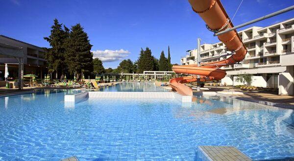 Holidays at Falkensteiner Club Funimation Borik in Zadar, Croatia
