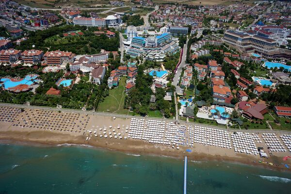 Holidays at Side Star Elegance Hotel in Side, Antalya Region
