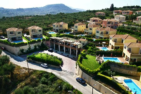 Holidays at St. John Villas & Spa in Tsilivi, Zante