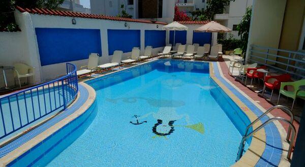 Holidays at Koala Hotel in Kos Town, Kos