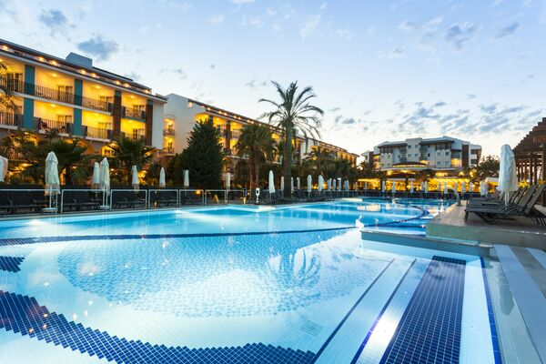 Holidays at Belek Beach Resort Hotel in Bogazkent, Belek