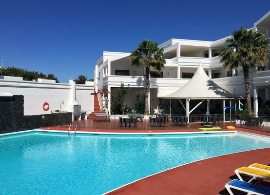 Holidays at Oceano Apartments in Costa Teguise, Lanzarote