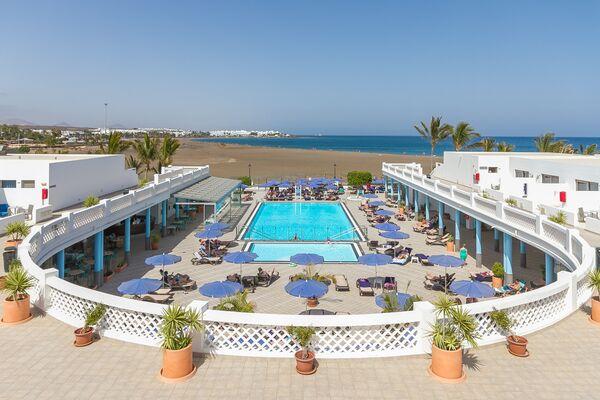 Holidays at Las Costas Hotel in Puerto del Carmen, Lanzarote