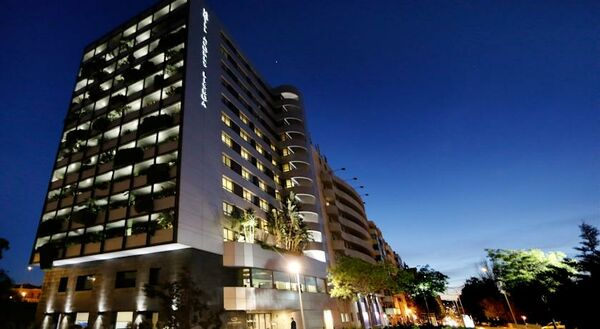 Holidays at Acores Lisboa Hotel in Lisbon, Portugal
