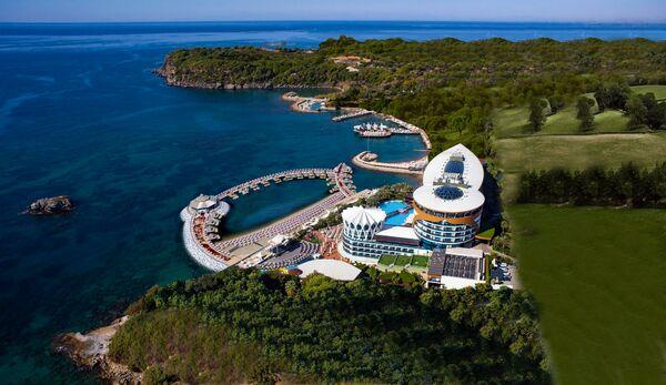 Holidays at Granada Luxury Okurcalar in Okurcalar, Antalya Region