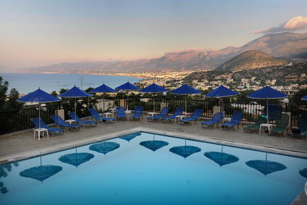 Holidays at Bella Vista Stalis Apartments in Stalis, Crete
