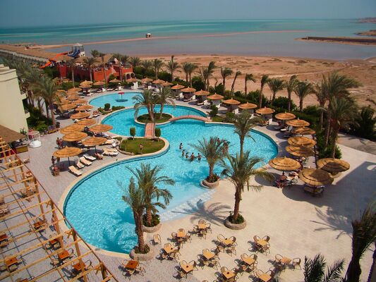 Holidays at Panorama Bungalows Aquapark in Hurghada, Egypt