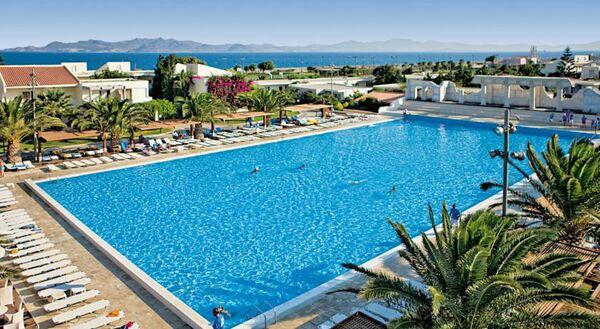 Holidays at Kipriotis Village Resort Hotel in Psalidi, Kos