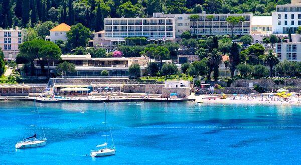 Holidays at Adriatic Hotel in Dubrovnik, Croatia