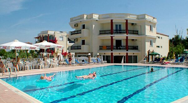 Holidays at Karras Aparthotel in Laganas, Zante