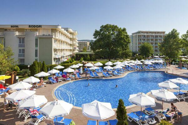 Holidays at Rodopi Zvete Flora Park Hotel Complex in Sunny Beach, Bulgaria
