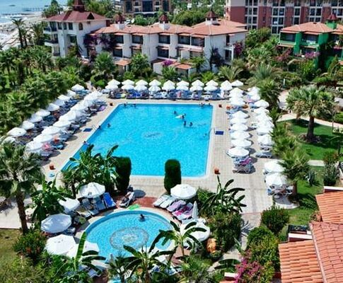 Holidays at Saphir Hotel in Konakli, Antalya Region