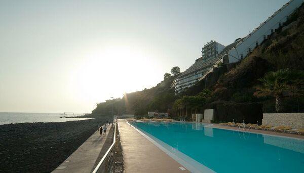 Holidays at Orca Praia Hotel in Funchal, Madeira