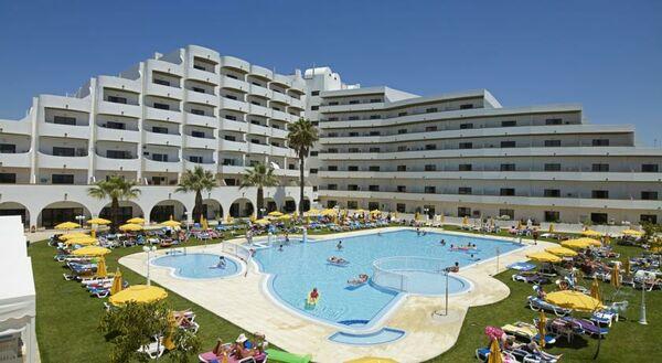 Holidays at Brisa Sol Hotel in Albufeira, Algarve