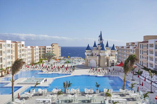 Holidays at Bahia Principe Fantasia Tenerife in Golf del Sur, San Miguel de Abona