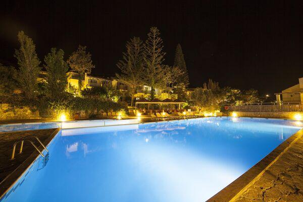 Holidays at Elpida Village Hotel in Istron, Crete