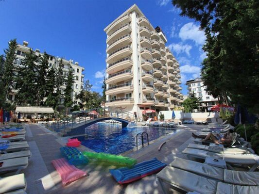 Holidays at Elit Orkide Suite Hotel in Alanya, Antalya Region