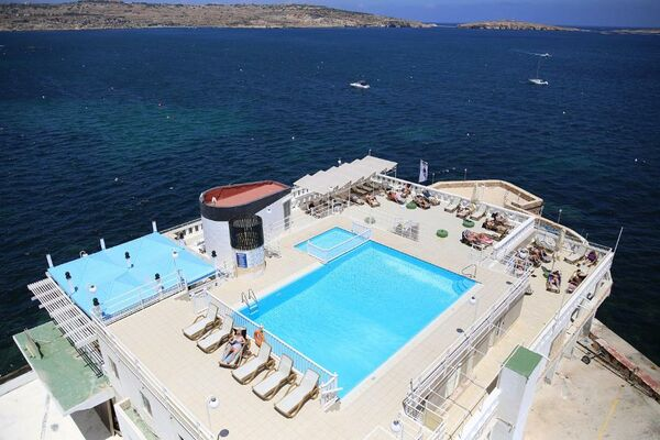 Holidays at Gillieru Harbour Hotel in St Paul's Bay, Malta