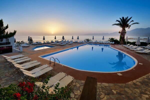 Holidays at Hersonissos Village Hotel in Hersonissos, Crete