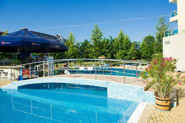 Holidays at Ivana Palace Hotel in Sunny Beach, Bulgaria