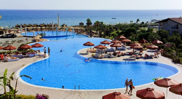 Holidays at Starlight Convention Center Thalasso & Spa in Kizilagac Side, Side