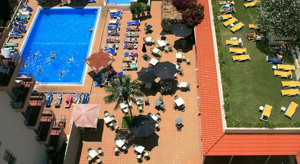 Holidays at Dorisol Mimosa Hotel in Funchal, Madeira
