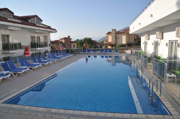 Holidays at Sunshine Holiday Resort Hotel in Ovacik, Dalaman Region