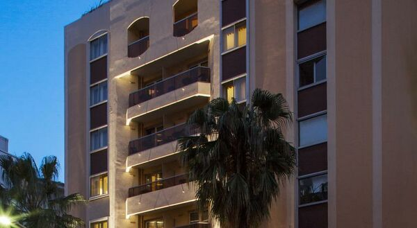 Holidays at Residhome Aparthotel Nice Promenade in Nice, France