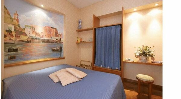 Holidays at Suite Esedra Hotel in Naples, Italy