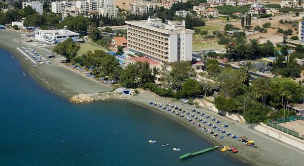 Holidays at Poseidonia Beach Hotel in Limassol, Cyprus