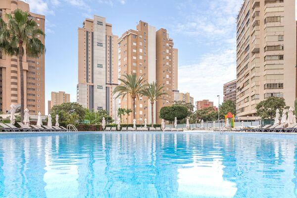 Holidays at Sandos Benidorm Suites in Benidorm, Costa Blanca