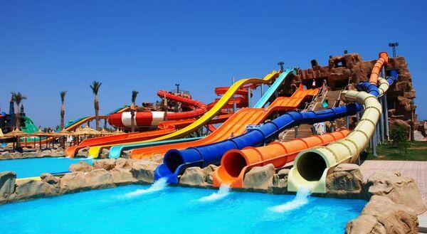 Holidays at Aqua Blu Sharm Hotel in Om El Seid Hill, Sharm el Sheikh