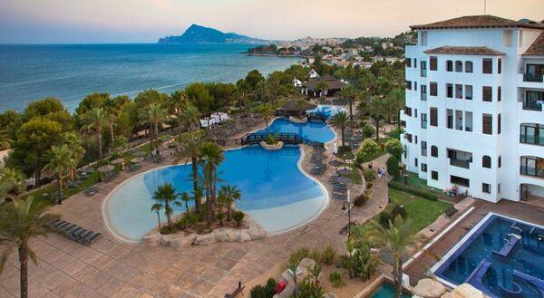 Holidays at Sh Villa Gadea Hotel in Altea, Costa Blanca